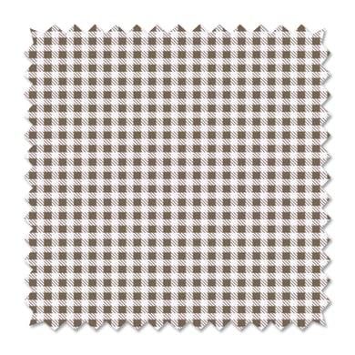 Tessuto al taglio Vichy beige 100 cm