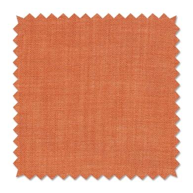 Tessuto al taglio Zoe arancione 300 cm