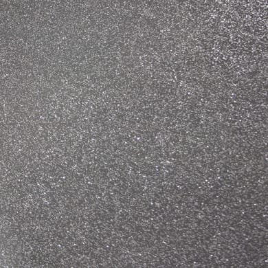 Tovaglia plastificata glitter argento 140 cm