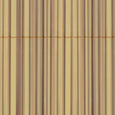 Canniccio doppia vista pvc Colorado bambù L 5 x H 1.5 m