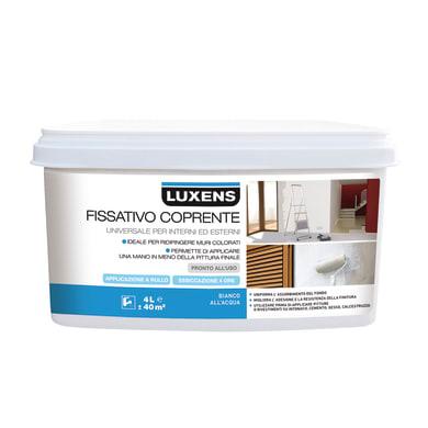 Fissativo LUXENS base acqua interno Coprente 4 L