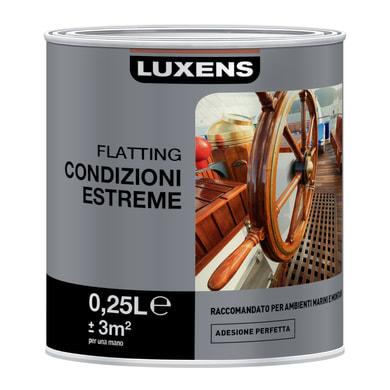Flatting liquido LUXENS 0.25 L incolore lucido