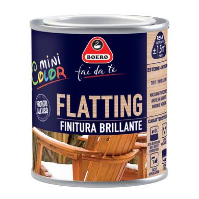 Flatting liquido BOERO FAI DA TE brillante 0,125 L incolore lucido