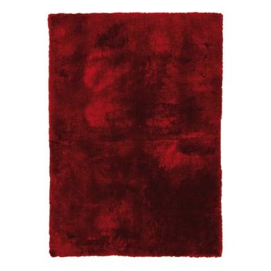 Tappeto Shaggy coccole rosso 150x220 cm