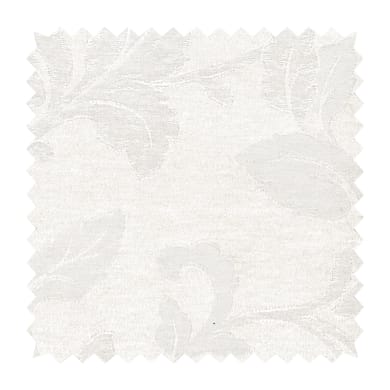 Tessuto Jacquard mantegna bianco 360 cm