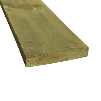 Palo in pino Sp 3.4 x L 12 x H 300 cm
