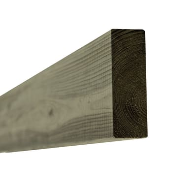 Palo naturale L 14.5 x H 400 cm