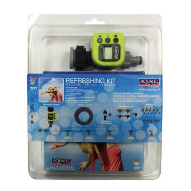 Kit nebulizzatore Misting kit+timer