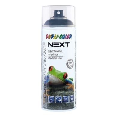 Spray DUPLI COLOR NEXT nero profondo lucido 0.4 L