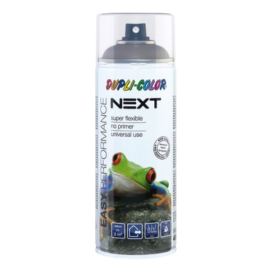 Spray DUPLI COLOR NEXT grigio - bruxelles opaco 0.4 L