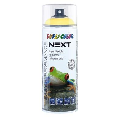 Spray DUPLI COLOR NEXT giallo - dublino opaco 0.4 L