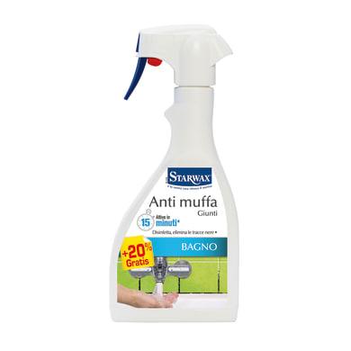 Detergente STARWAX Antimuffa bagno 0,6 L