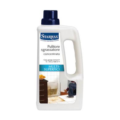 Detergente e sgrassatore STARWAX multisuperficie concentrato 1 L
