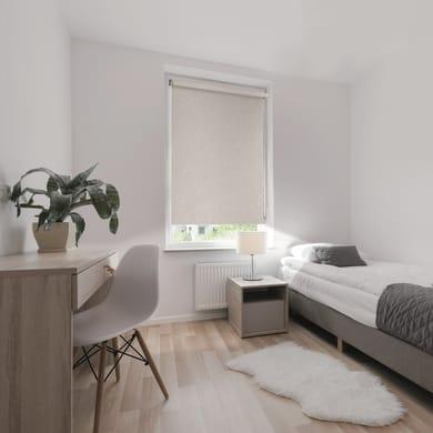 Tenda a rullo Ancona oscurante beige 60x250 cm