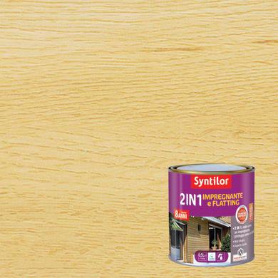 Impregnante a base acqua SYNTILOR incolore 0.5 L