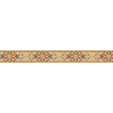 Bordo Mosaico multicolore 6.6 cm x 5 m