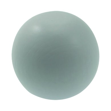 Finale per bastone Ø20mm Palla sfera in legno verniciato Set di 2 pezzi