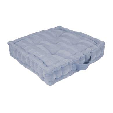 Cuscino da pavimento INSPIRE Toscana blu 40x40 cm