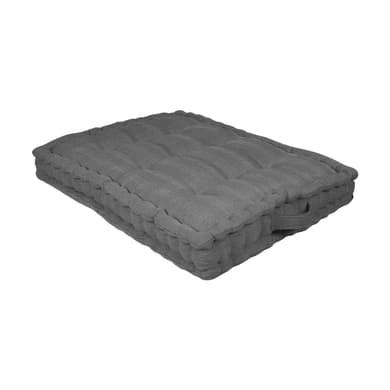 Cuscino da pavimento INSPIRE Toscana grigio 60x80 cm