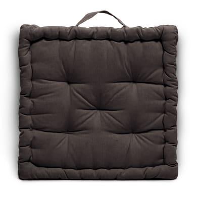 Cuscino da pavimento INSPIRE Futon Clea marrone 40x40 cm