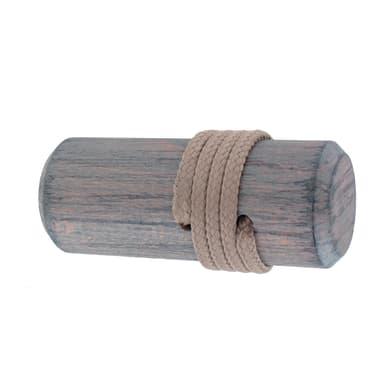 Finale per bastone Sonoma pomolo Ø28mm grigio, multicolor verniciato