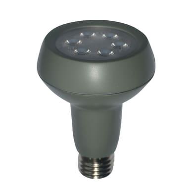 Lampadina LED, E27, Faretto, Opaco, Luce calda, 8W=345LM (equiv 60 W), 120° , LEXMAN