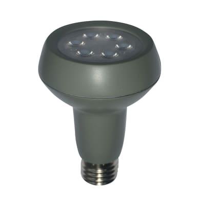 Lampadina LED, E27, Faretto, Opaco, Luce naturale, 8W=345LM (equiv 60 W), 120° , LEXMAN