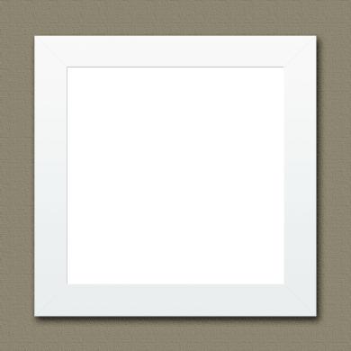 Cornice Combo frame per 1 fotografie 20 x 20 cm bianco