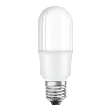 Lampadina LED E27 tubo bianco caldo 10W = 1050LM (equiv 74W) 200° OSRAM