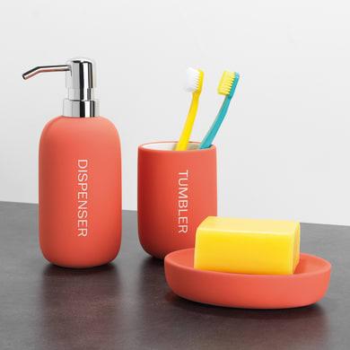 Dispenser sapone Remix rosa
