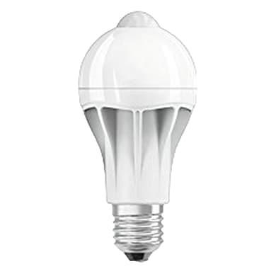 Lampadina LED, E27, Goccia, Opaco, Luce calda, 11.5W=1060LM (equiv 75 W), 200° , OSRAM