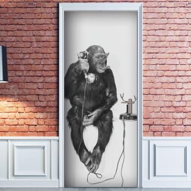 Sticker Monkey 9x96 cm