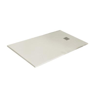 Piatto doccia resina Strato 120 x 80 cm bianco