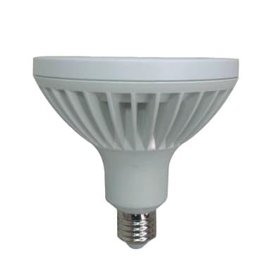 Lampadina LED, E27, Faretto, Trasparente, Luce fredda, 12W=1100LM (equiv 75 W), 30° , LEXMAN
