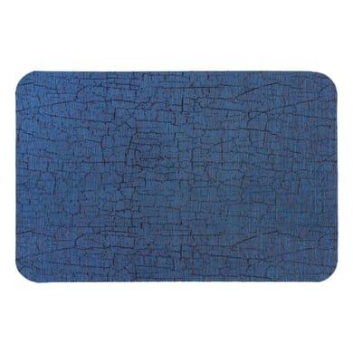 Passatoia Deco Classic , blu, 53x53 cm