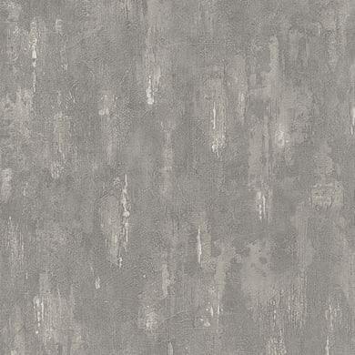 Carta da parati Cemento vintage grigio