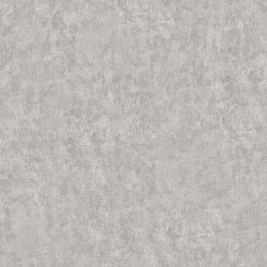 Carta da parati Cemento strullato grigio