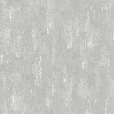 Carta da parati Cemento vintage grigio chiaro