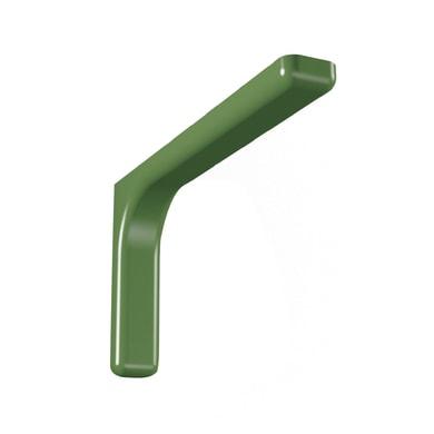 Reggimensola Leonardo L 14.4 x H 14.4 cm verde