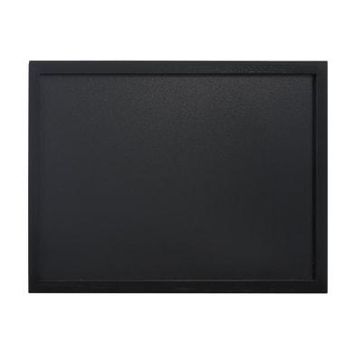 Lavagna Woody nero 40x60 cm