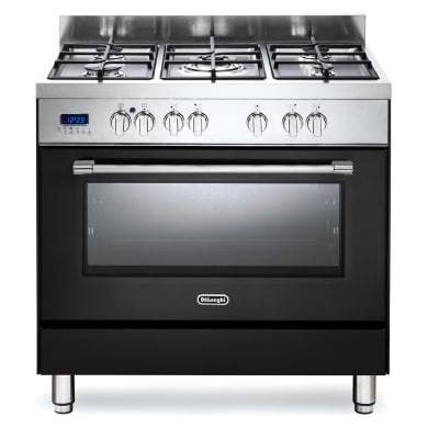 Cucina freestanding accensione elettronica con manopole DE LONGHI Pro 96 ma