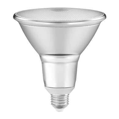 Lampadina LED, E27, Faretto, Trasparente, Luce calda, 13W=1035LM (equiv 100 W), 30° , OSRAM
