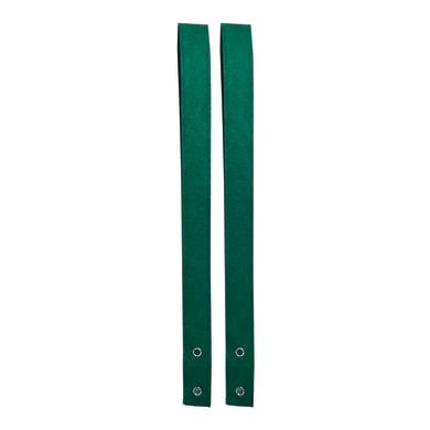 Reggimensola Feltro L 102 x H 102 cm verde