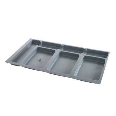 Vassoio del secchio X-PLANE 900 grigio