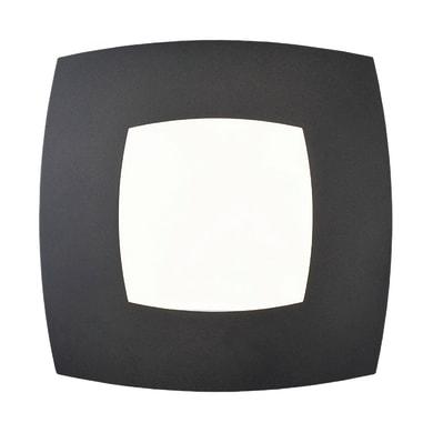 Plafoniera Bice bianco, in plastica, 40x40 cm, IP20