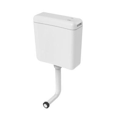 Cassetta wc SIAMP Prima pulsante meccanico