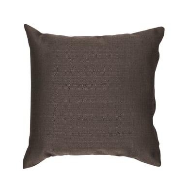 Cuscino INSPIRE Ilizia marrone 42x42 cm
