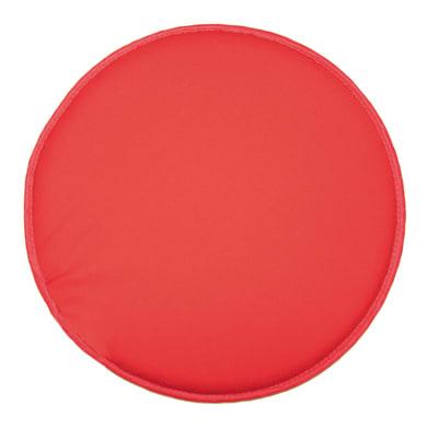 Cuscino per sedia Tondo retro antiscivolo rosso 40x40 cm