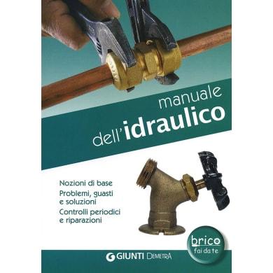 Libro Manuale dell'idraulico Giunti Demetra