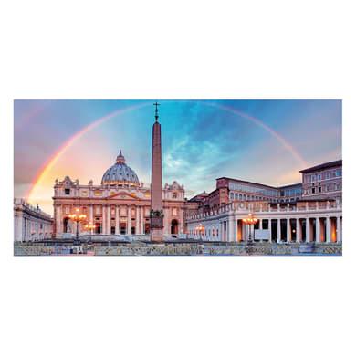 Pannello decorativo Roma San Pietro 210x100 cm